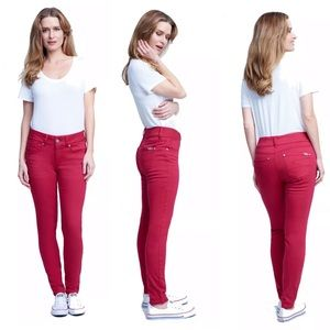 Seven7 Tummyless Body Sculpting Skinny Jeans (10)